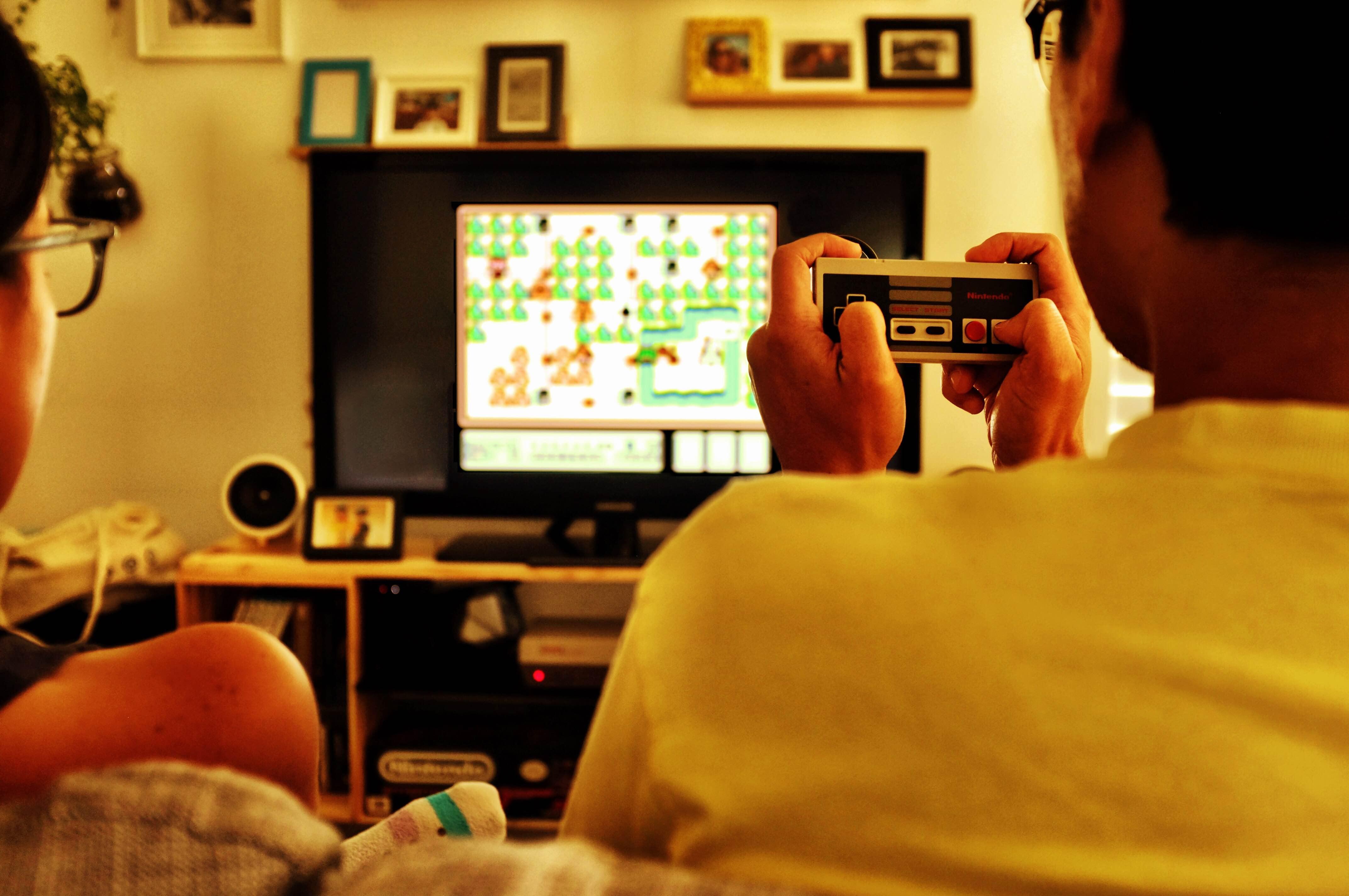 Es un buen momento para ser un retro gamer