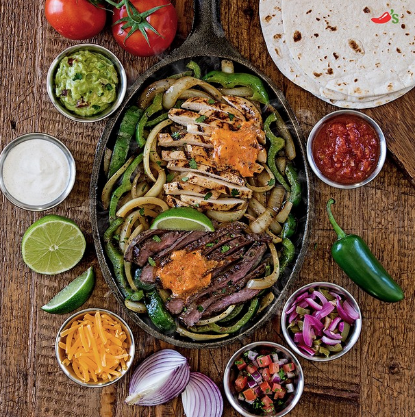 Chili's ajusta sus platos para que se vean mejor en Instagram ;)