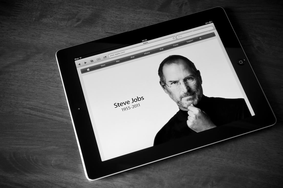 Steve Jobs, una huella en el universo.