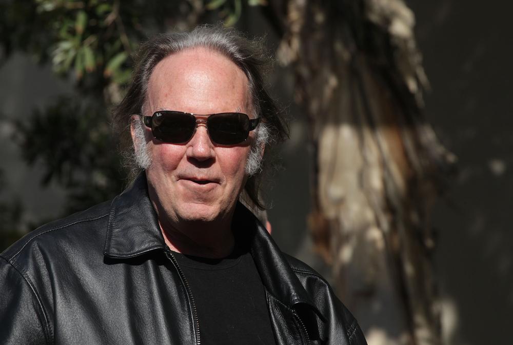 Neil Young: oídos de oro
