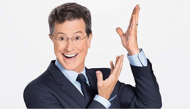 Late Show con Stephen Colbert y los rockstar del momento: los CEOs tecnológicos