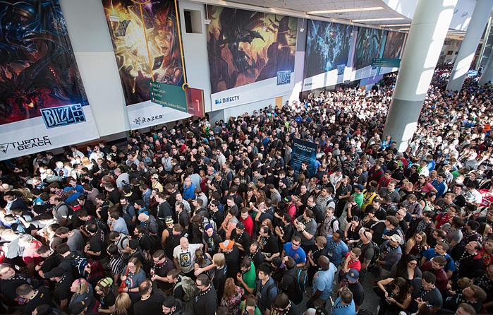 Lo que nos trae BlizzCon 2015