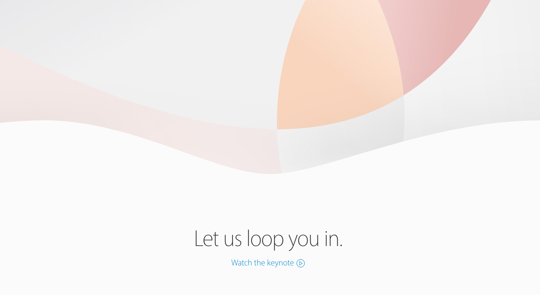 Apple Event: iPad Performa