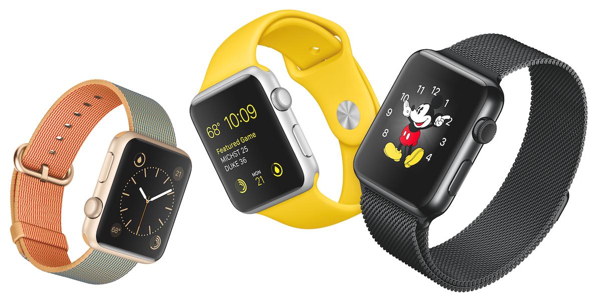 ¿Feliz Cumpleaños, Apple Watch?