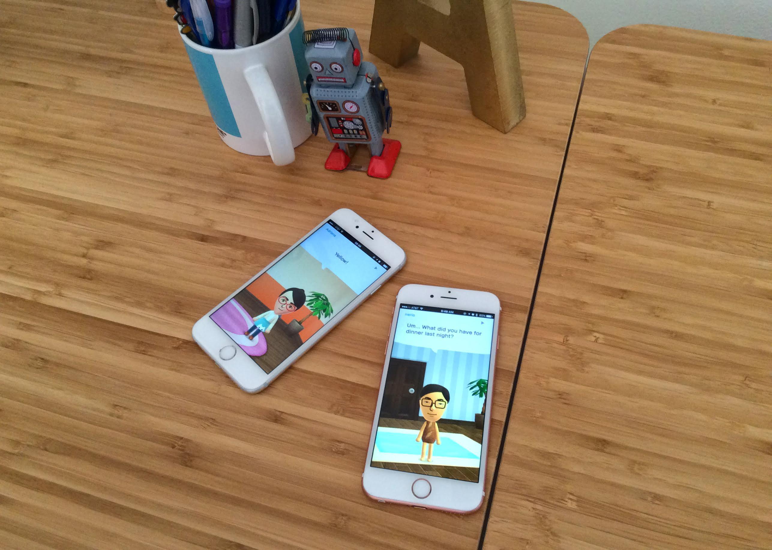 ¡Miitomo de Nintendo ya en iPhone y Android!