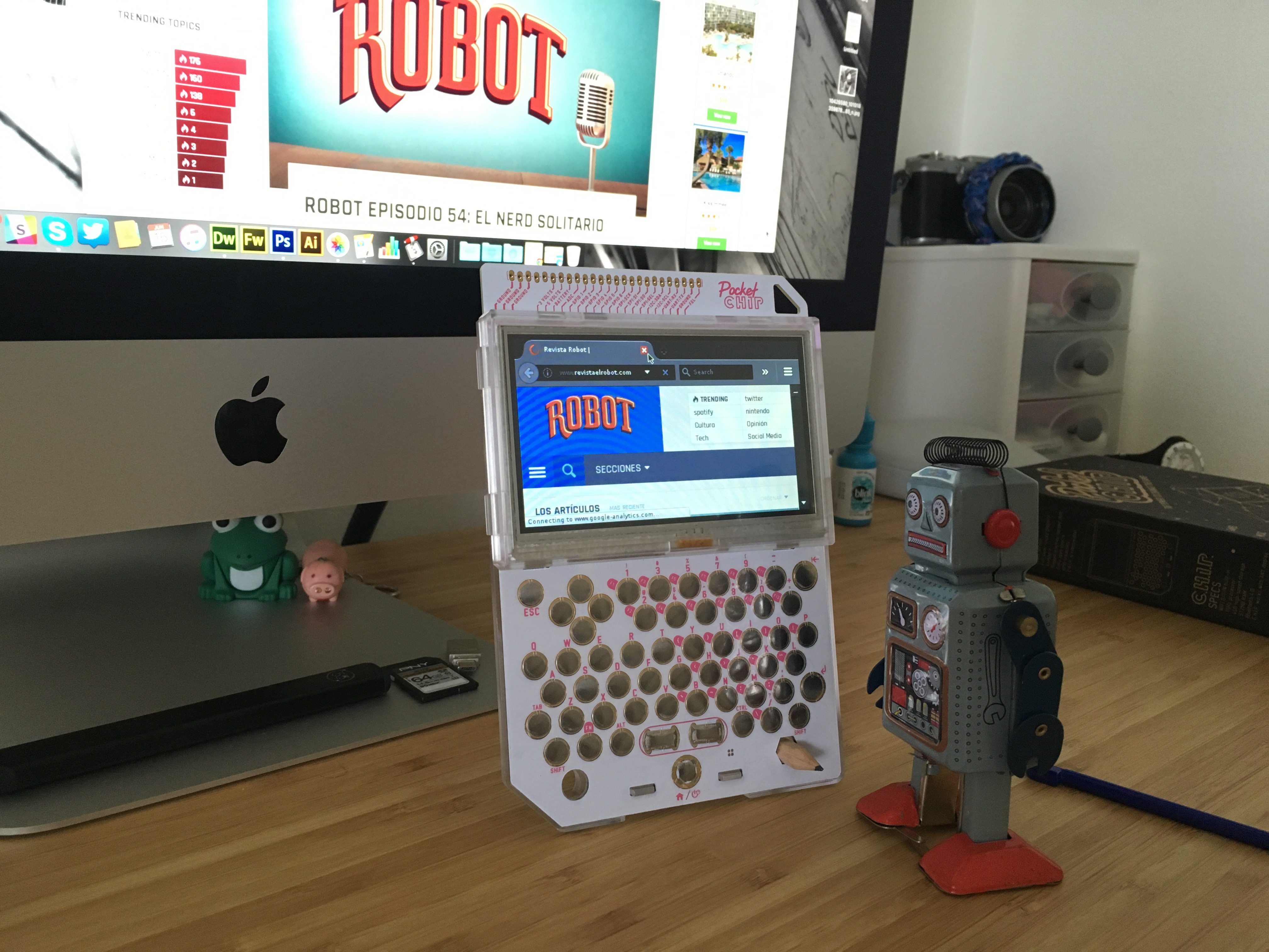 PocketC.H.I.P.: Una computadora en tu bolsillo