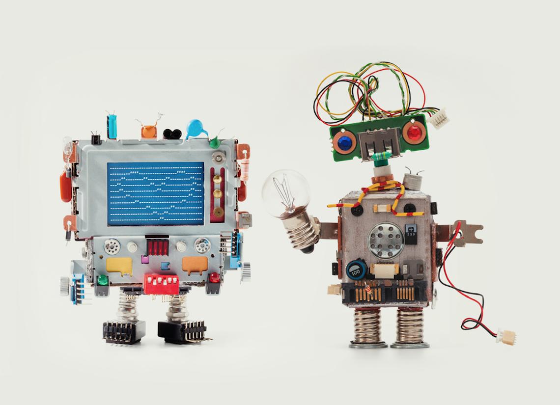 Robot, Episodio 95: Automatización Autóctona