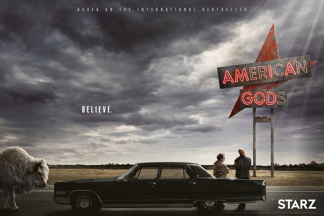 American Gods: Odín contraataca